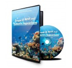 Aquarium DVD – Tropical Reef & Oceans Aquarium with Colorful Corals & Fishes