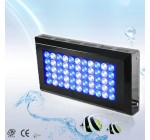 Cfs 120 Watt Aquarium Coral Reef Led Grow Light 120W, 55X3 Watt Dimmable