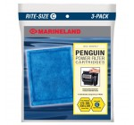 United Pet Tetra Aquarium Pa0133 03 For Penguin 170/330 3Pk