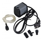 5W Submersible Aquarium Fish Pump Filtration Liquid Filter 350L/H 220-240V