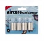 JW Pet Company 1-Inch Aircore Sand Airstone Aquarium Accessory, 4-Pack