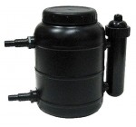 Pressure Filter Up To 1200 Gallons With Uv