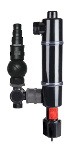 Danner 02925 20W Pond Skimmer Clarifier Sterilizer