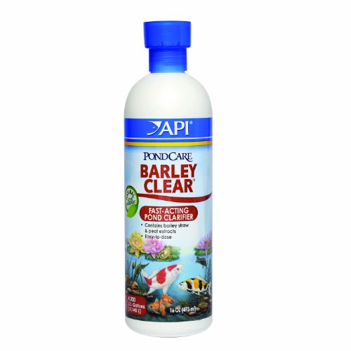 Mars Fishcare Pond Care Barley Clear 16 Oz Reviews