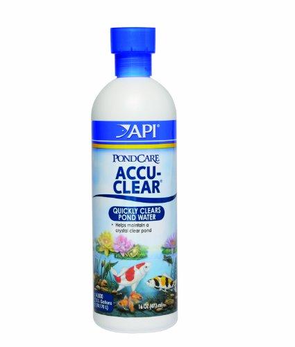 Aquarium Pharm Accu- Clear Pond Clarifier 16 Oz Reviews