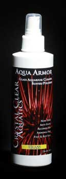 Glass Aqua Armor Aquarium Cleaner 8oz