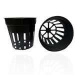 Mesh Cup 2 Inches 20 Each Black Color