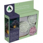 Algreen Products 5-Pack Floating Led Rose Lights for Ponds/Water Features and Gardening