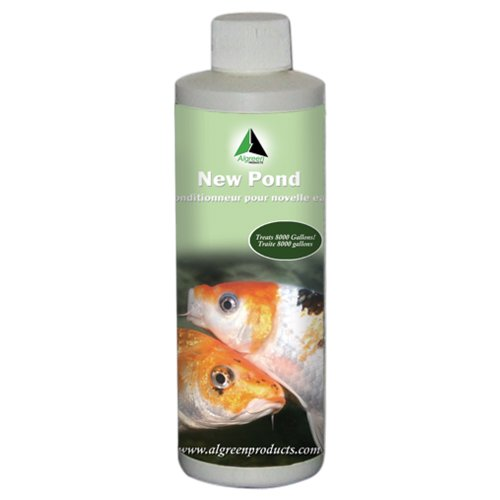 Algreen Products New Pond Treatment for Ponds/Fountains/Water Features and Gardening