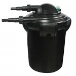 Algreen Products PressureFlo 2000 Mechanical and Biological Filtration for Ponds/Fountains/Water Features and Gardening