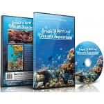 Aquarium DVD - Tropical Reef & Oceans Aquarium with Colorful Corals & Fishes