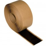 "3"" x 50' Roll Black EPDM Double Stick Seam Tape"