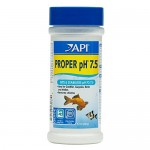 API PROPER pH 7.5 Freshwater Aquarium Water pH Stabilizer 9.2-Ounce Container