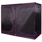 """Apollo Horticulture 96""""x48""""x80"""" Mylar Hydroponic Grow Tent for Indoor Plant Growing"""