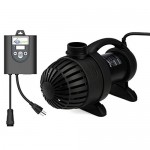 Aquascape 45009 2000-4000 Asynchronous Pump for Ponds, Pondless Waterfalls & Skimmer Filters, 3947 GPH, Black