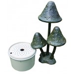 Aquascape 58059 Giant Mushroom Fountain Kit