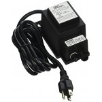 Aquascape 98486 Low-Voltage Lighting Transformer for Pond, Waterfall, Landscape & Garden Features, 60W, 12V