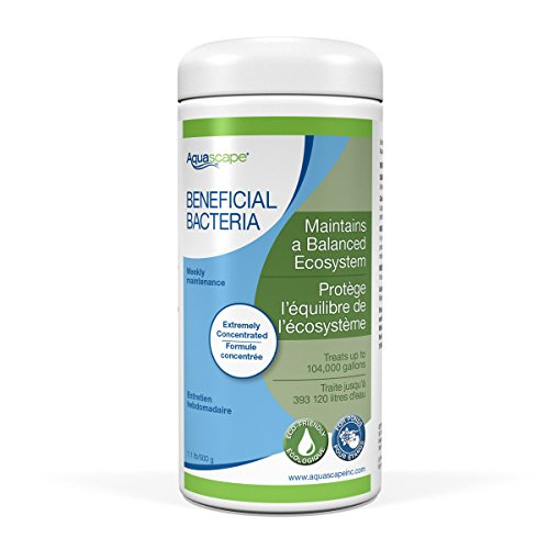 Aquascape 98949 Beneficial Bacteria for Ponds, Dry 1.1 Lbs
