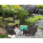 Aquascape 4 ft. x 6 ft. Ecosystem Garden Pond Kit