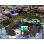 Aquascape 8 ft. x 11 ft. Ecosystem Garden Pond Kit