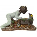 Aquatic Creations The Gassy Diver Bubbler Aquarium Ornament