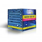AquaVial Plus Water Test Kit for Total Bacteria and E. Coli, 2 Tests in 1, Results in 30 Minutes