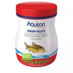 AQUEON Shrimp Pellets 6.5-Ounce Pellets Jar