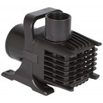 Atlantic Water Gardens Pond & Waterfall Pump, Energy Efficient & High Flow Rates, 3000 GPH