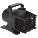 Atlantic Water Gardens Pond & Waterfall Pump, Energy Efficient & High Flow Rates, 4000 GPH