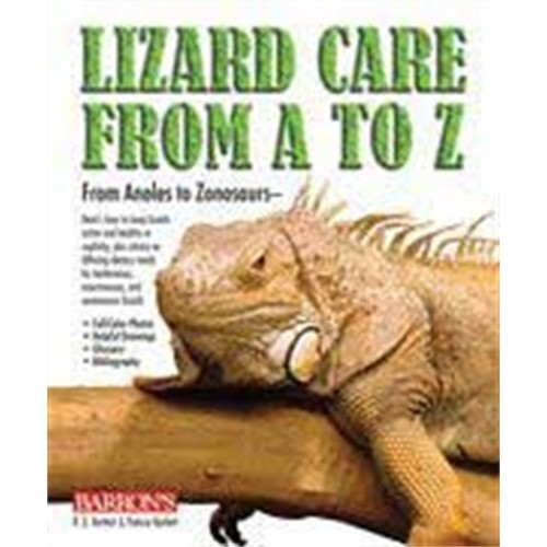Lizard Care from A to Z: From Anoles to Zonosaurs