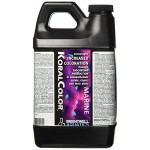 Brightwell Aquatics ABACOL250 Koralcolor Liquid Salt Water Conditioners for Aquarium, 8-Ounce