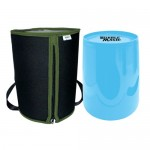 Bubble Magic Hydroponic Grow Plant Extraction Green 190 Micron Shaker Bag & Bucket Kit