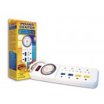 Coralife 5150 Power Center Day Night Timer Strip