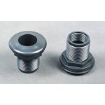 * 1 Slip x Thread Bulkhead Fittings, High Quality by CPR Aquatic