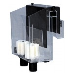 CPR Aquatics CS102 Siphon Overflow (with new grated overflow)