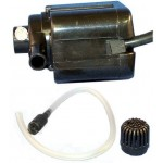 CPR Aquatic Accela Replacement Pump for Bak Pak Protein Skimmer by CPR Aquatic (English manual)