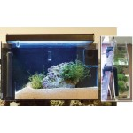 CPR Aquatics AquaFuge 2 Small Hang-on Back Refugium w/ Pump (New Outlet Design)