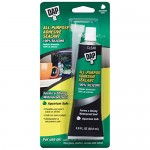 Dap 00688 Household Waterproof Adhesive Sealant, 100-Percent Silicone, 2.8-Ounce Tube