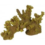 Coral Replica - Branch Coral Green 3.5x2x2.5""