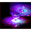 RGB Glow Light, DLAND 5 Light Patterns Color Changing Colorful Bathroom LED Disco AquaGlow Light waterproof in tub Pond Pool Spa Hot Tub Bathtub Fl...