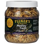 Fluker's 72020 Aquatic Turtle Medley Treat Food, 1.5 oz