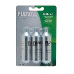 Fluval A7541 20g-CO2 Disposable Cartridges - 3-Pack