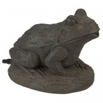 Geo-global Partners Pond Boss SFGB Frog Spitter Fountains