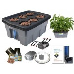 "# 4 ~ 6 Site H2OtoGro TOP FEED Hydroponic Bubbler (17"" x 13"" x 7.5"")"