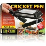 "Exo Terra Cricket Pen Size: Small (5.9"" H x 7.3"" W x 4.6"" D) by Hagen [Pet Supplies]"