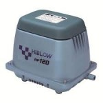 Hiblow HP 120LL (Long Life) Air Pump