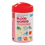 Hikari Bio-Pure Freeze Dried Blood Worms for Pets, 0.42-Ounce
