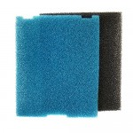HQRP Replacement Foam Flat Box Filter Pads for Tetra SF1 / # 26592 Submersible Pond Filter + HQRP Coaster