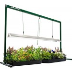 Hydrofarm Inc JSV4 4-Foot Jump Start T5 Grow Light System