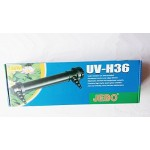 Jebo 36w Uv Ultraviolet Sterilizer, for Aqaurium and Pond Filter, Need Working with Pump by JEBO